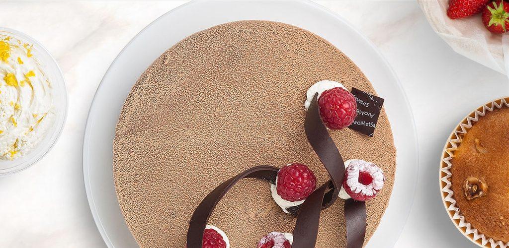 Desserts partager